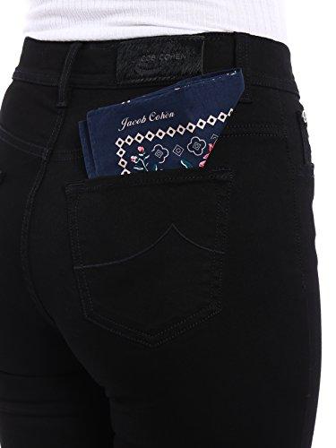 Cohen Noir PWLINDA00682L990 Coton Femme Jeans Jacob PdqxOP