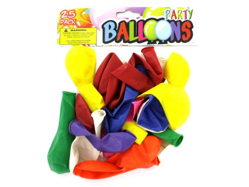 Party Balloon Pack - Case of 96 by bulk buys