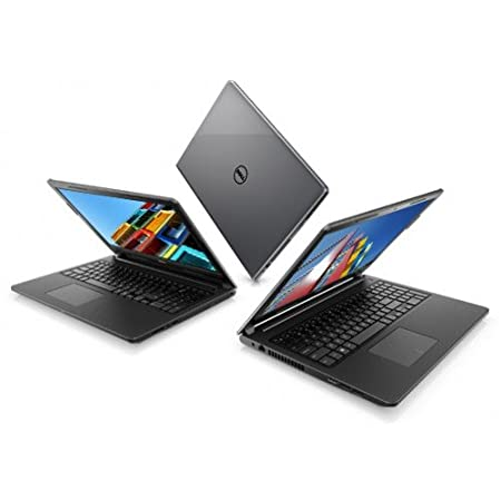 Dell Inspiron 3567 15.6-inch Laptop (6th i3- 6006U/4GB/1TB/Windows 10/Integrated Graphics), Black