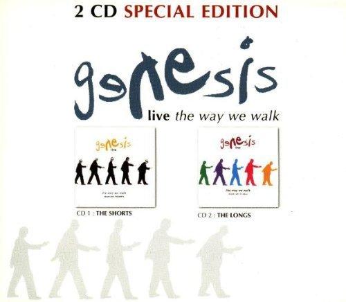 The Way We Walk Vol.1 & 2: Genesis Live / The Shorts & The Longs by Genesis (1998-10-30)
