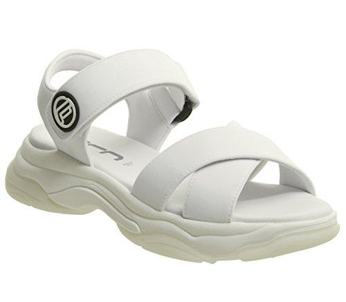White Fornarina Sandals Super Super Fornarina Sandals Fornarina White 20 Super 20 YHwvqWgSCx