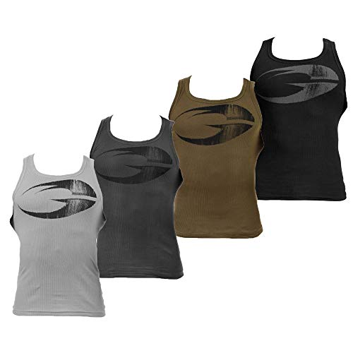 GASP Herren Original Ribbed Tank Original Ribbed Tank