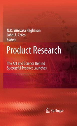 Download Product Research: The Art and Science Behind Successful Product Launches Pdf