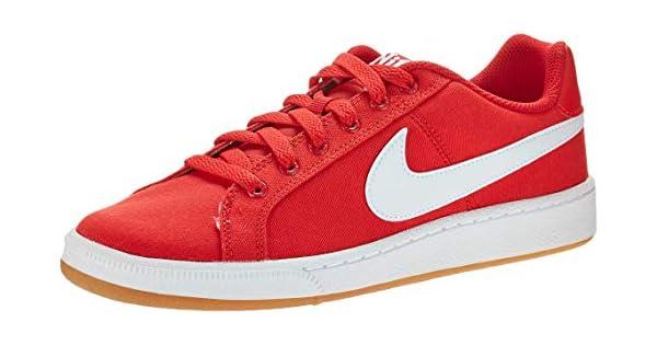 Nike NIKE COURT ROYALE CANVAS, Men's Shoes, Brown