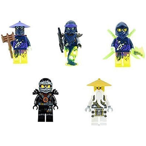 Lego 53705 53454 Ninjago Chima Axt speckle black silver 4273965 6108518