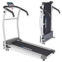 Kinetic Sports Laufband, Leiser 500 W Elektromotor, mit Trainingscomputer,...