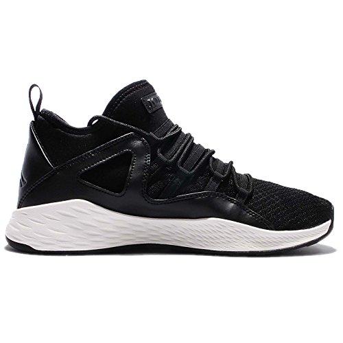 Jordan Nike Herren Formel 23 Basketballschuh Schwarz / Schwarz-Segel