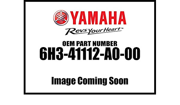 Exhaust; Replaces Yamaha 6H3-41114-A0-00 Made by Peach Marine Parts Peach Marine Parts PM-6H3-41114-A0-00 Gasket