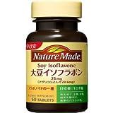 大塚製薬(オオツカセイヤク) ネイチャーメイド 大豆イソフラボン(60粒入り)