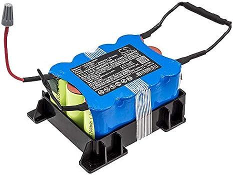 CS-BSB100VX Batería 2000mAh Compatible con [Bosch] BBHMOVE1/01 ...