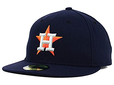 "Houston Astros New Era ""MLB Authentic Collection 59FIFTY Cap"""