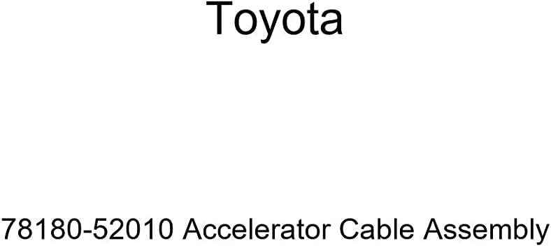 Genuine Toyota 78180-89138 Accelerator Cable Assembly