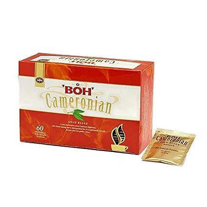 BOH Bolsas de té, cameronian gold, jengibre con lima ...