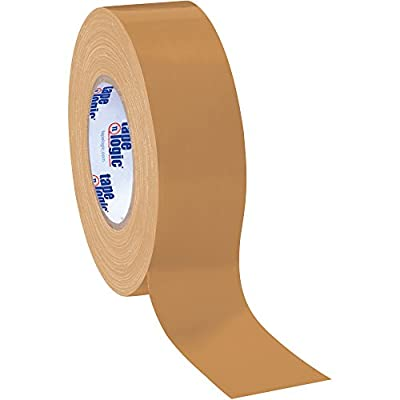 "Boxes Fast Tape Logic Duct Tape, 10 Mil, 2"" x 60 yds, Beige from Boxes Fast"