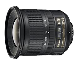 Image of the product Nikon AF S DX NIKKOR 10 that is listed on the catalogue brand of Nikon. The product has been rated with a 4.8 over 5