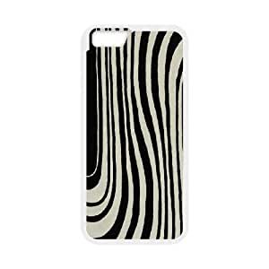 """HEHEDE Phone Case Of Zebra Skin Fashion Style Colorful Painted For iPhone 6 Plus (5.5"""")"""