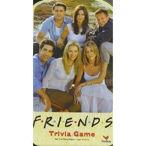Friends Trivia Game [並行輸入品] B07HLRHB96