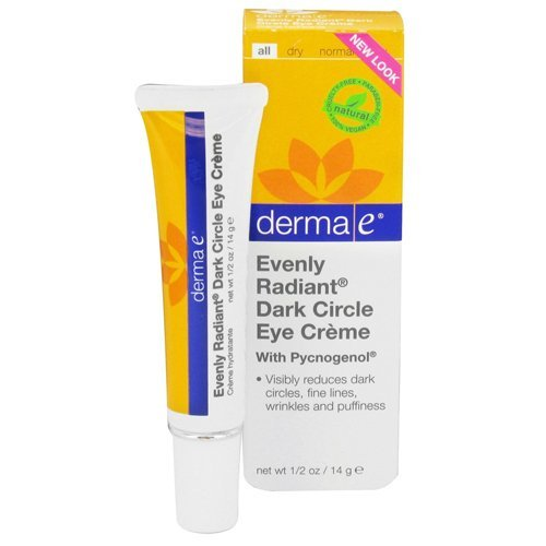 Derma E Evenly Radiant Dark Circle Eye Cream - 9