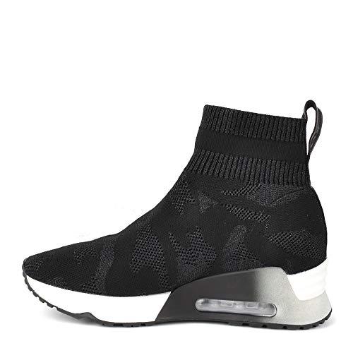 Mujer Ash NegroAmazon Footwear Negro Zapatillas De Color Lulu 38 Tl1JcFK3
