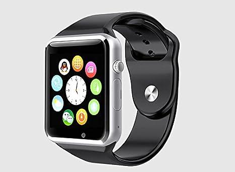 Viwel® W88 whatsapp facebook twitter Bluetooth 3.0 Reloj Inteligente con Cámara, TF / tarjeta SIM Ranura ...