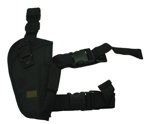 Elite Tactical Leg Holster Right Handed (Black)]()