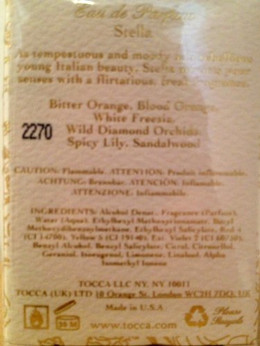 Tocca Eau De Parfum - Stella - 0.5 Fl Oz