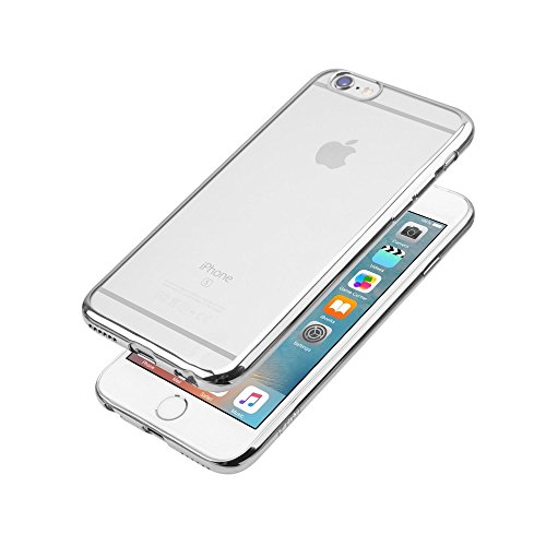 Jcpal Film de Protection D'écran pour Apple iPhone 6/6S Transparent