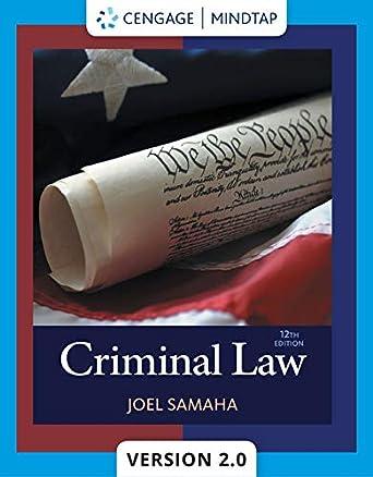 Criminal Law (12th Edition)