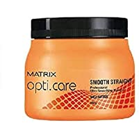 MATRIX By fbb Opti Care Smooth and Straight Professional Ultra Smoothing Masque, 490g