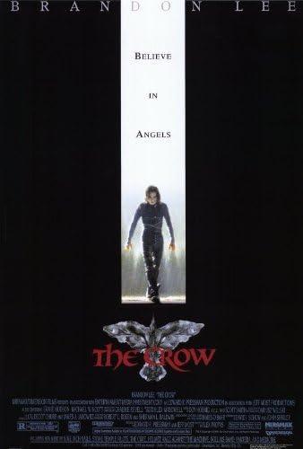 Amazon.com: The Crow POSTER Movie (27 x 40 Inches - 69cm x 102cm ...