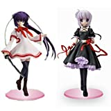 Full set of 2 Rewrite rewrite heroine figure 3 Konohana Lucia & Kagari (japan import) by Flue