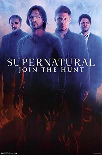 Supernatural - Demons Poster