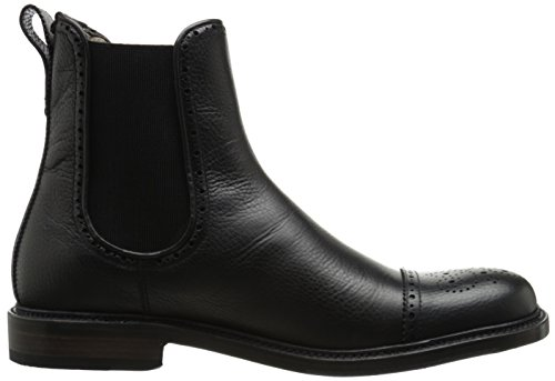 Aquatalia Mens Freddy Chelsea Boot Nero
