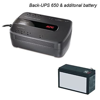 APC BE650G1 Battery Replacement Kit