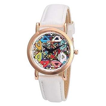 Relojes de mujer, Mujer Reloj de Vestir Japonés Cuarzo ...