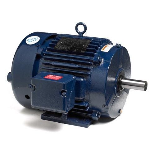 Marathon Electric E480 - Severe Duty Motor - 3 ph Phase, 10 hp, 1200 rpm, 230/460 V, 256T Frame, TEFC Enclosure, 60 Hz