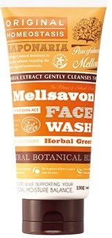 Japan-Gateway-Mellsavon-Herbal-Green-Face-Wash-Cleansing-Foam-130g