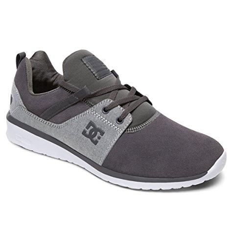 Gris Se Grey DC Baskets Grey Shoes White Heathrow Homme gxqXqH4Z
