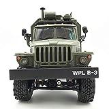 LtrottedJ WPL B36 Ural 1/16 RTR 2.4G 6WD RC Car