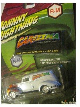 Johnny Lightning R-M Carizzma 1940 Ford Sedan Delivery Truck 1:64