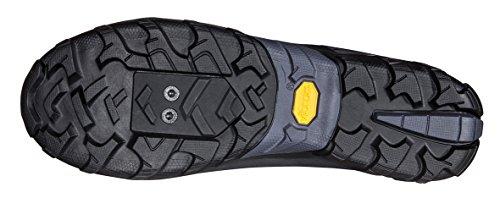 VAUDE Taron Low AM - Zapatillas de ciclismo Unisex adulto Negro (Negro)