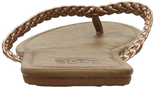Pictures of Billabong Women's Braidy Flip Flop Brown Brown 8