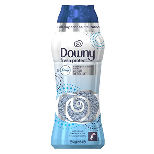Downy Fresh Protect Laundry In-Wash Odor Defense - Active Fresh Scent - 19.5 oz