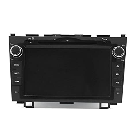 DealMux pantalla táctil LCD WINCE radio de coche estéreo Multimedia DVD de navegación GPS para Honda CRV 2006-2011: Amazon.es: Electrónica