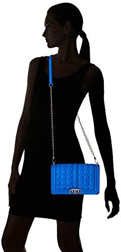 Body Bright Circle Minkoff Cross Quilt Rebecca Bag Love Royal qwRURH