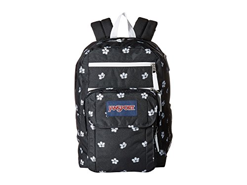 (JanSport Digital Student Laptop Backpack - Cherry Blossom )