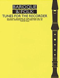 Wind & Woodwinds Trend Mark Recorder Music Through The Centuries Sheet Music Book Franz Zeidler Classical