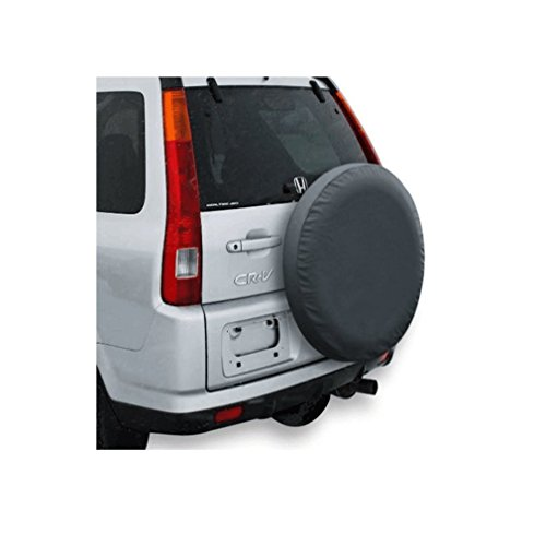 (Bevis David For All Car Black DIY Spare Tire Cover 34