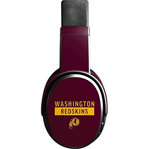 (Skinit NFL Washington Redskins Skullcandy Crusher Wireless Skin - Washington Redskins Maroon Performance Series Design - Ultra Thin, Lightweight Vinyl Decal Protection)