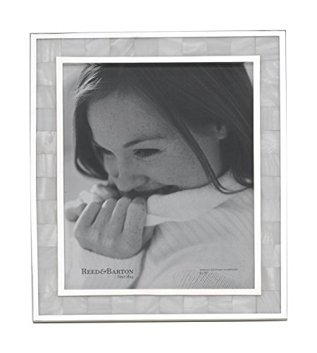 Reed & Barton Mother Pearl Frame, 5 x 7 Inch